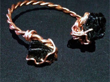 blk tourmaline bracelet