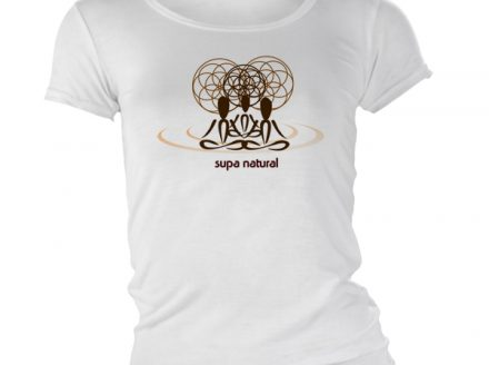 'The Sacred Three' Fitted T shirt