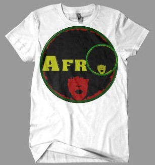 AfroChic Tshirt