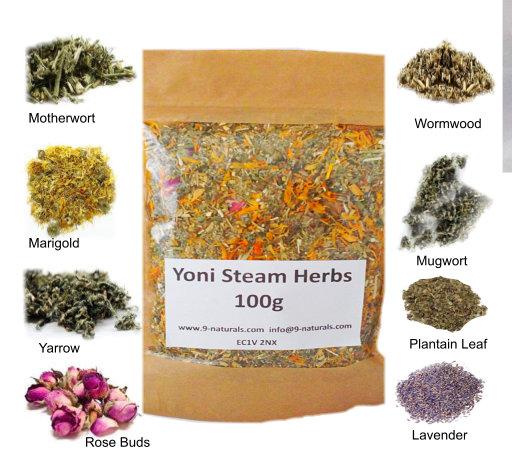 Yoni Steam Herbs – 9-Naturals
