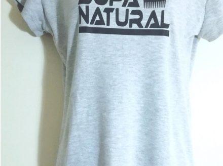 'Supa Naturals' Womens T-Shirt by Supa Naturals