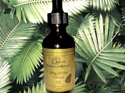 King Of The Forest Skin Oil