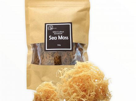 Wild Crafted Jamaican Sea Moss